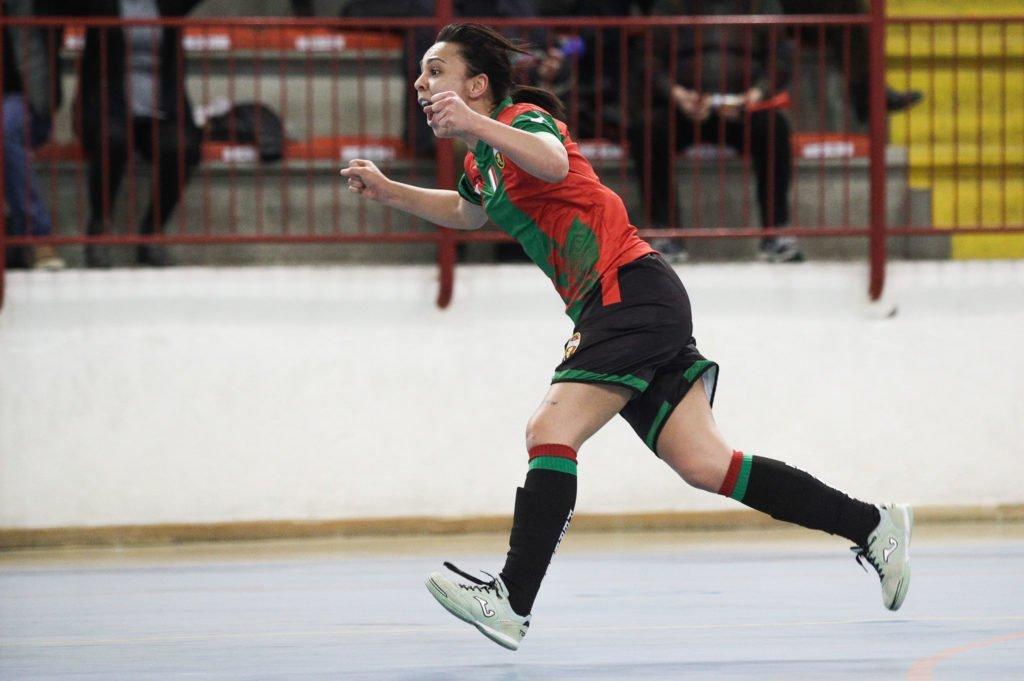 Ternana femminile ufficiale, Vanessa Pereira alla Lazio