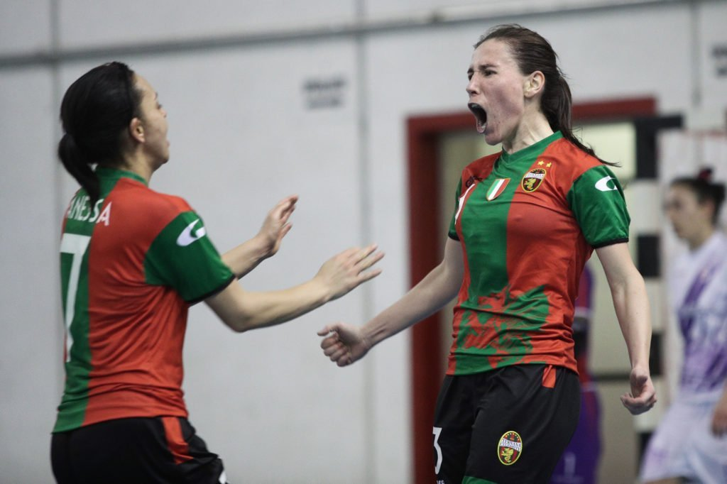 Ternana femminile, ferelle out dalla European Women's Futsal Tournament