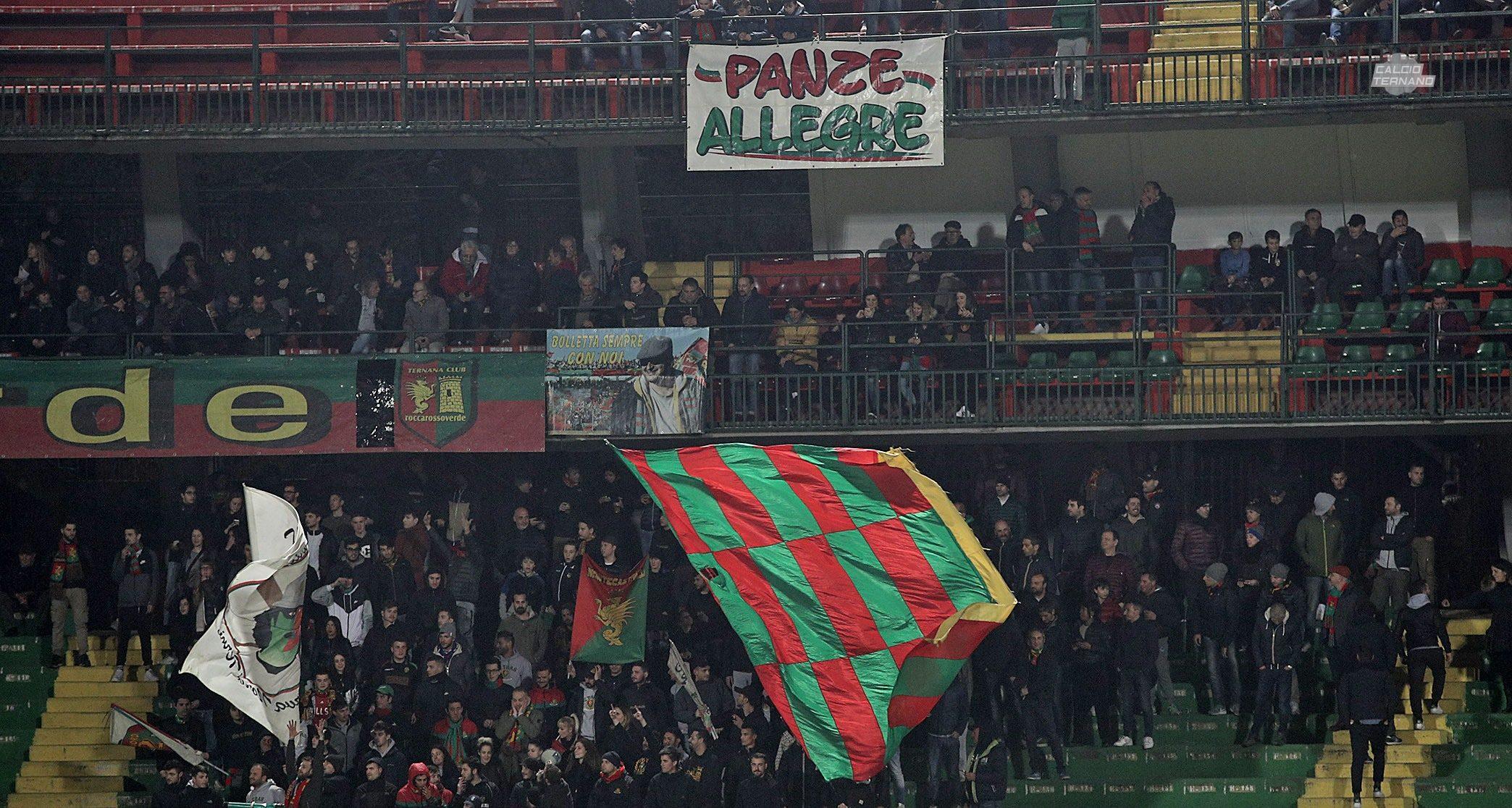 Lega Pro Teramo-Ternana ufficiale, le decisioni del GOS