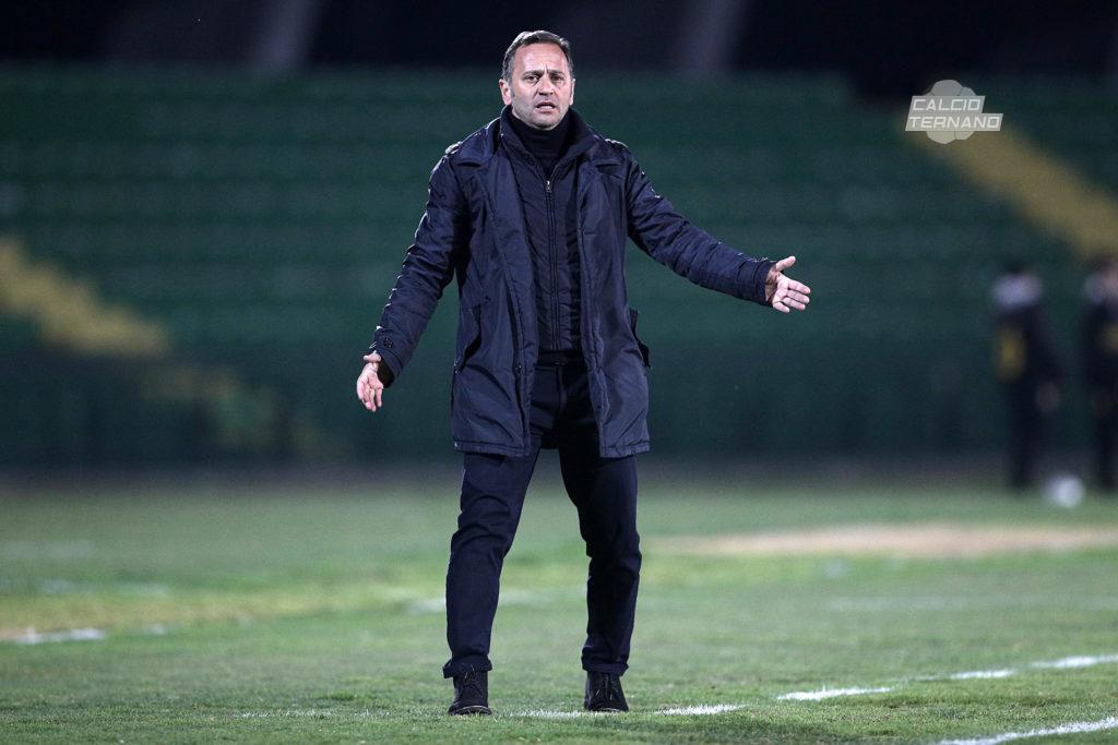 Ternana, Fabio Gallo si gioca il futuro