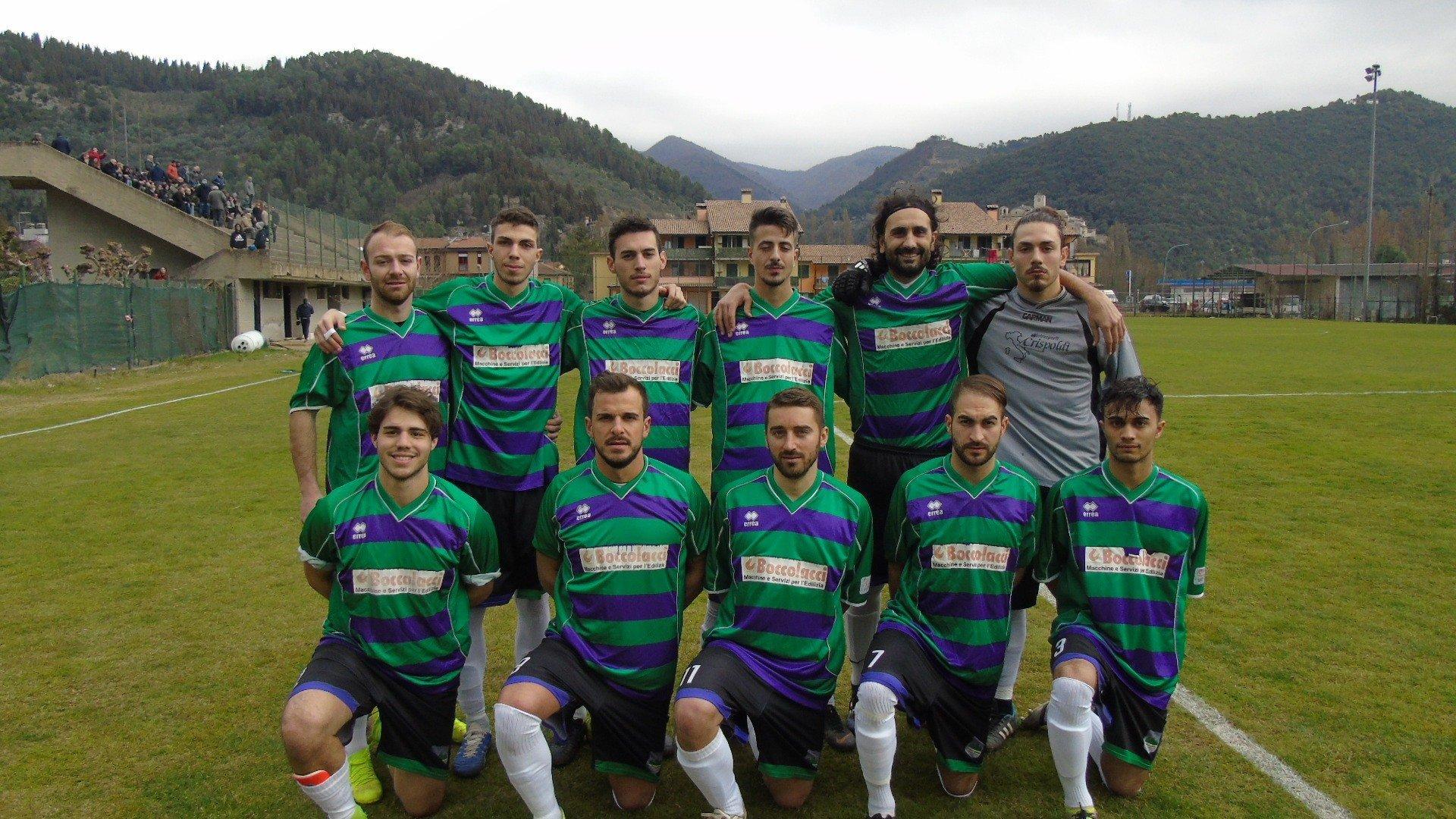 montefranco promozione umbria girone b