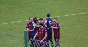 Promozione Umbria Girone B, il Campitello fa un passo forte verso i play off