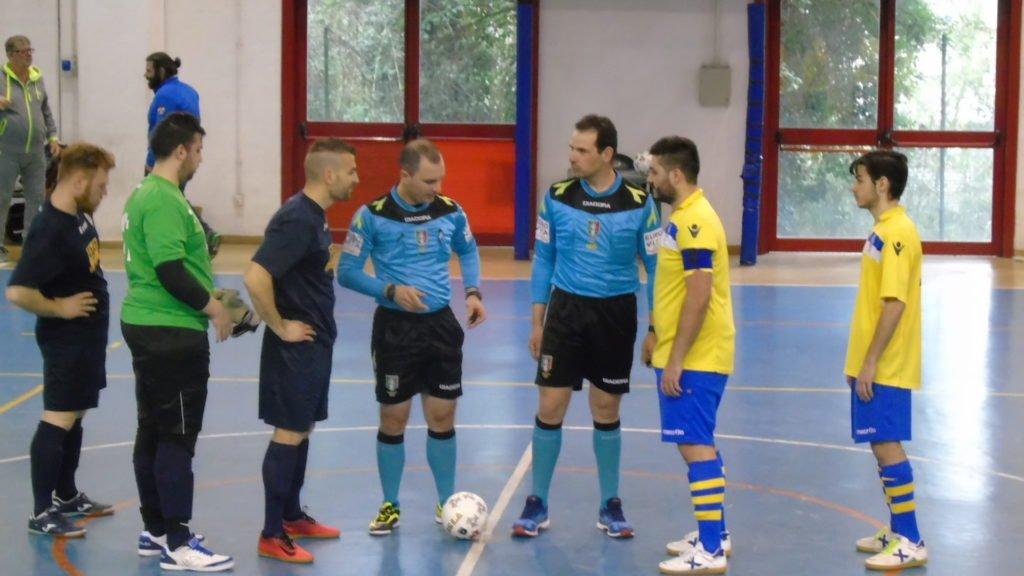 Serie C1 calcio a 5, Orvieto vince il match salvezza