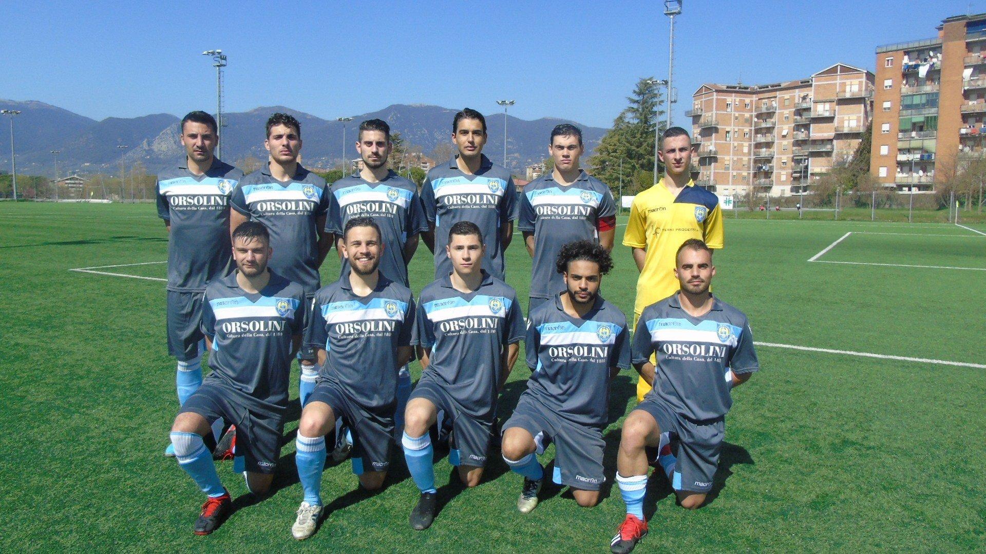 terni est soccer school promozione girone b