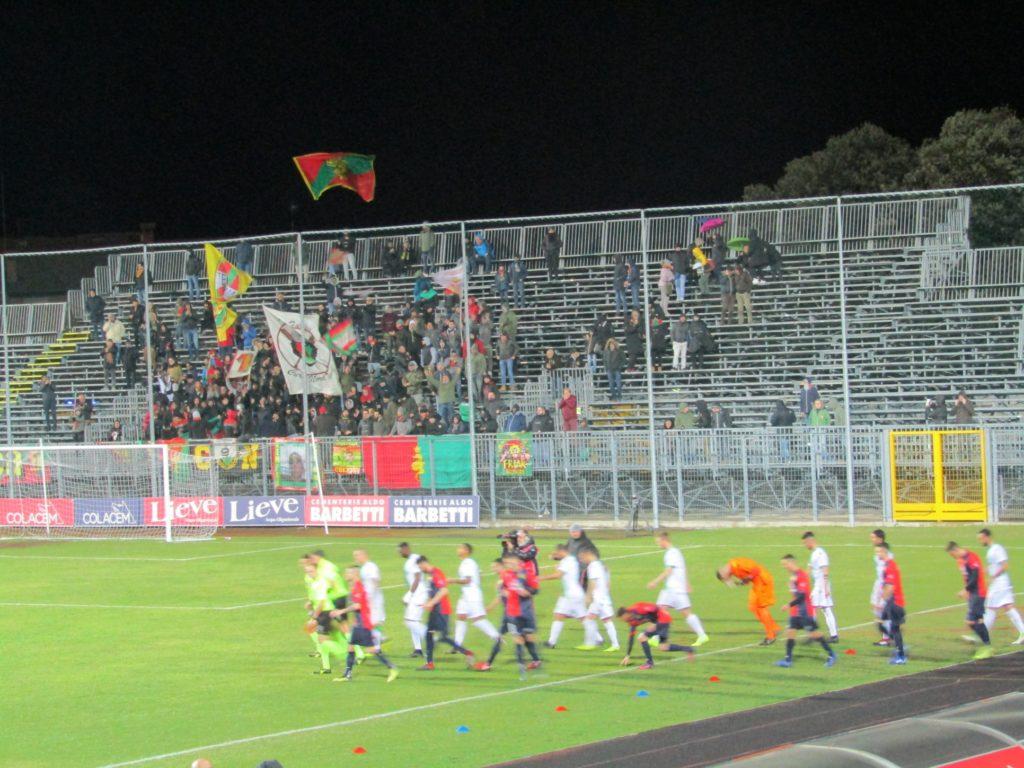 Lega Pro ufficiale, Giuseppe Galderisi saluta il Gubbio