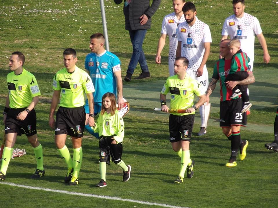 Lega Pro Ternana-Pordenone, le formazioni ufficiali