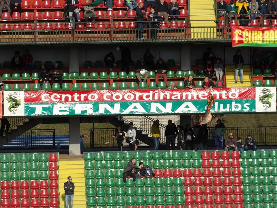 "Ternana, comunicato del centro coordinamento Ternana club"""