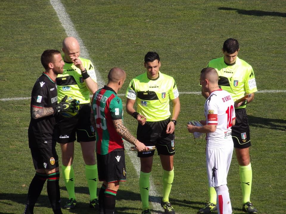 Lega Pro Ternana-Sambenedettese, le formazioni ufficiali