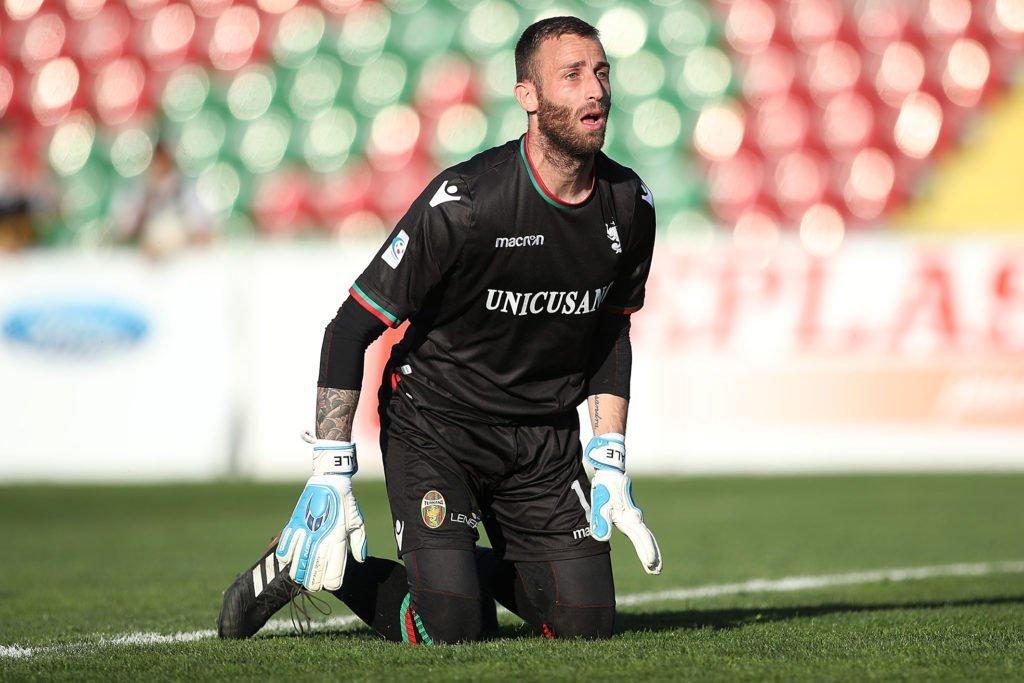 Calciomercato Ternana, novità sul fronte portieri rossoverdi
