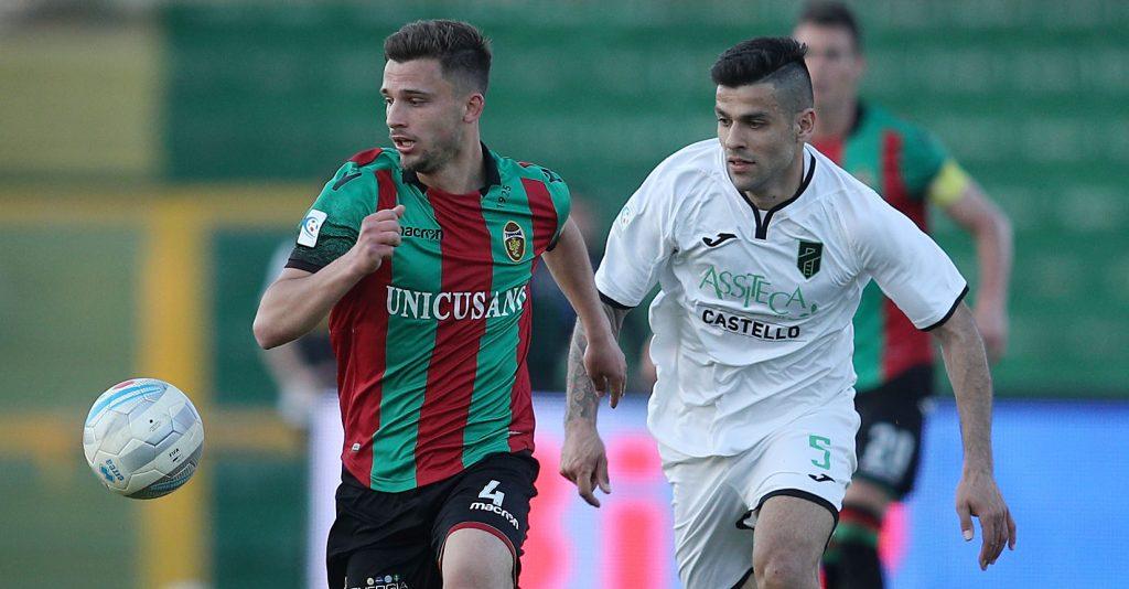Calciomercato Ternana, l'ex Lorenzo Callegari riparte dalla Serie A francese