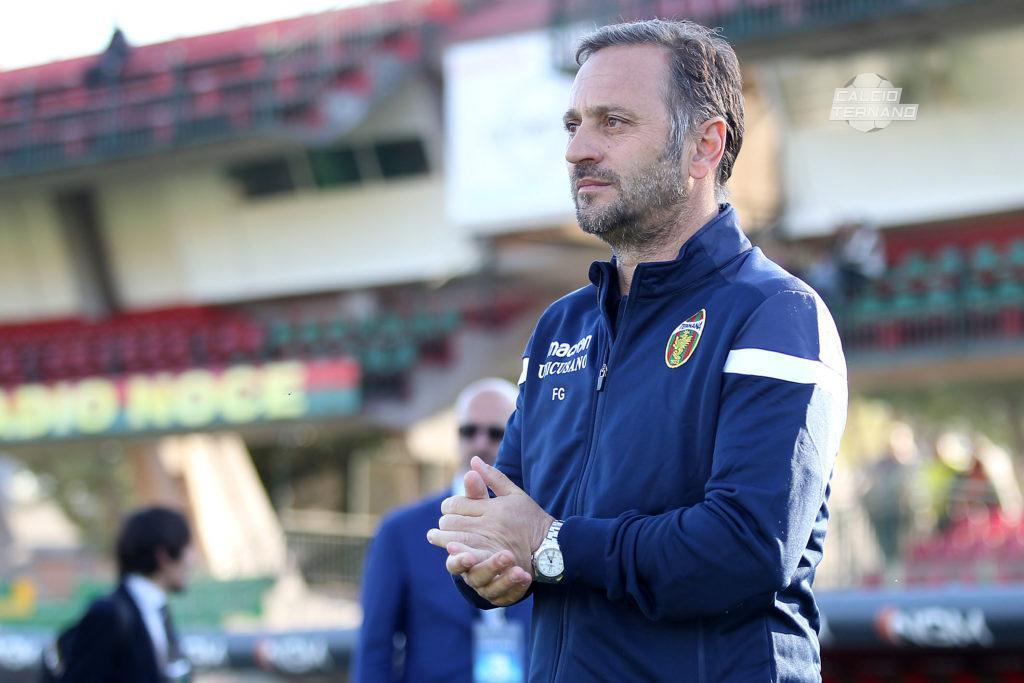 Fabio Gallo contro il Pordenone