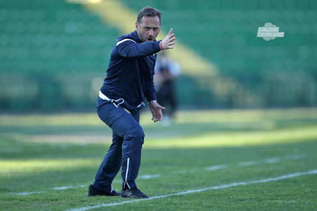 """Lega Pro L.R. Vicenza-Ternana, Fabio Gallo:""""Rammarico per non aver vinto'"""