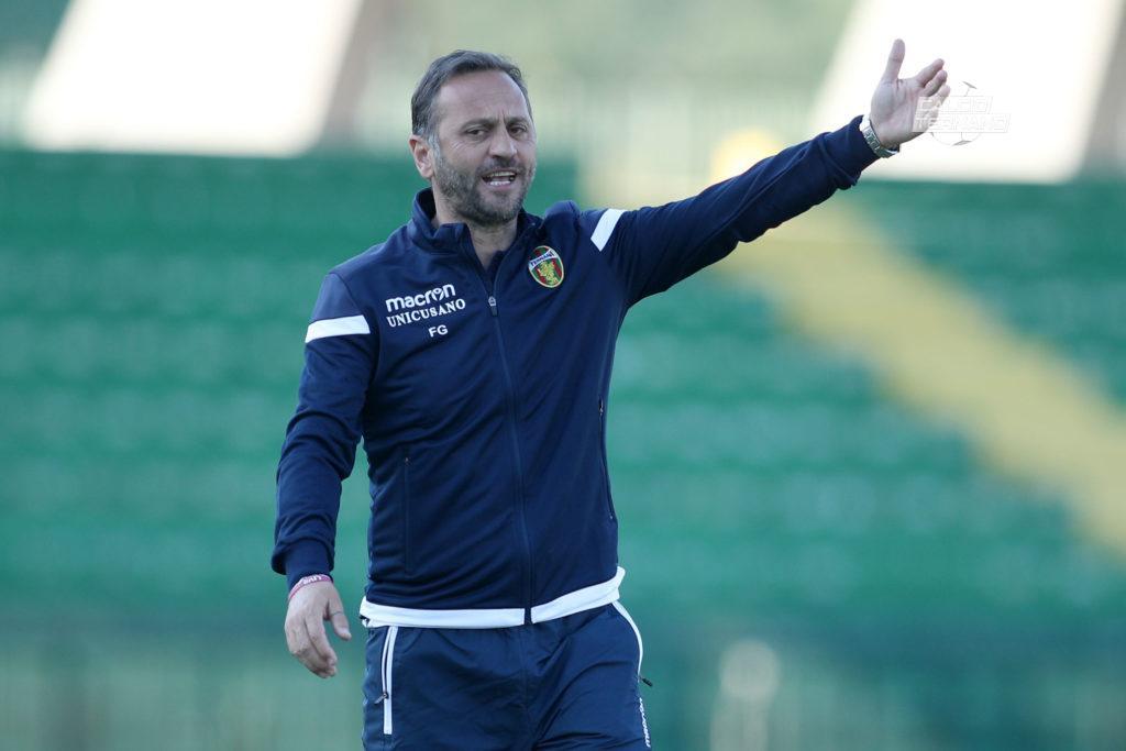 Lega Pro L.R.Vicenza-Ternana, Fabio Gallo 'Rammarico per la vittoria mancata'