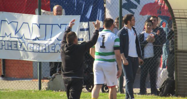 Narnese, Marco Sabatini 'Merito dei ragazzi e dei tifosi'