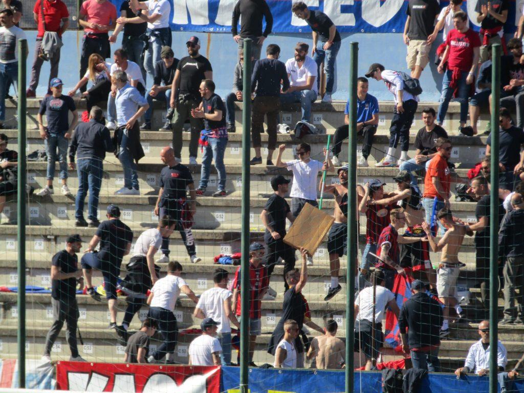 Narnese-Orvietana, orario e data della prosecuzione di Coppa Italia