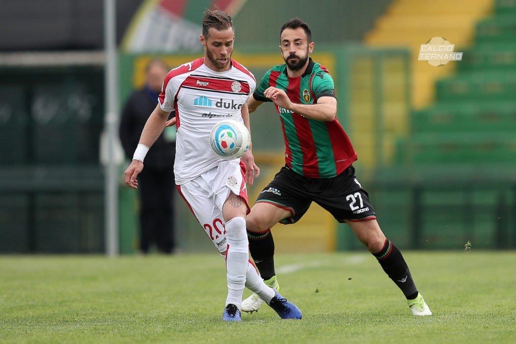 Calciomercato Ternana, ultime novità su Dario Bergamelli