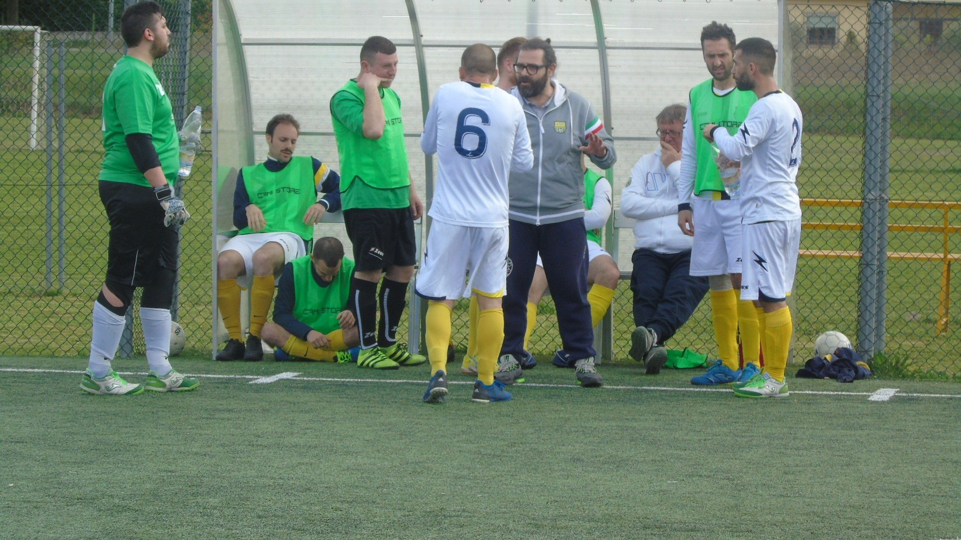 Ponte San Lorenzo Serie c1 calcio a 5