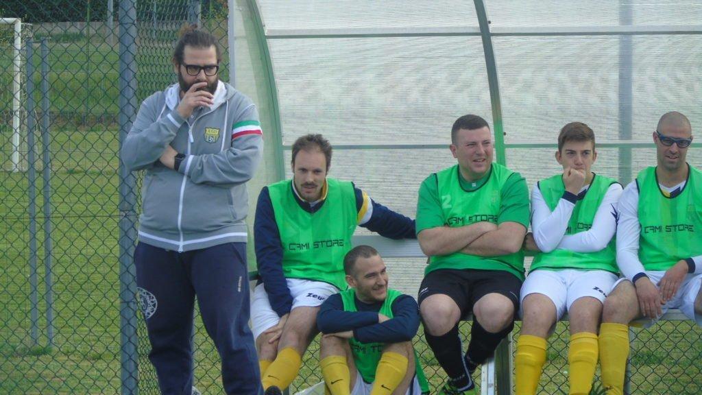 Ponte San Lorenzo-Real Cannara 5-2, gialloblù al play out con miglior posizionamento