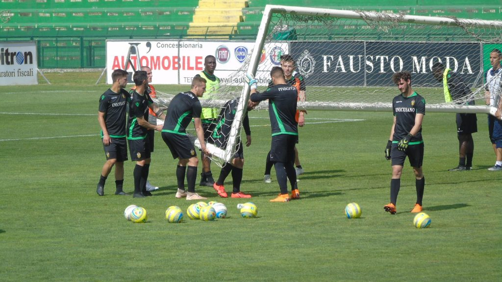 Ternana, Marino Defendi torna nel gruppo dei rossoverdi