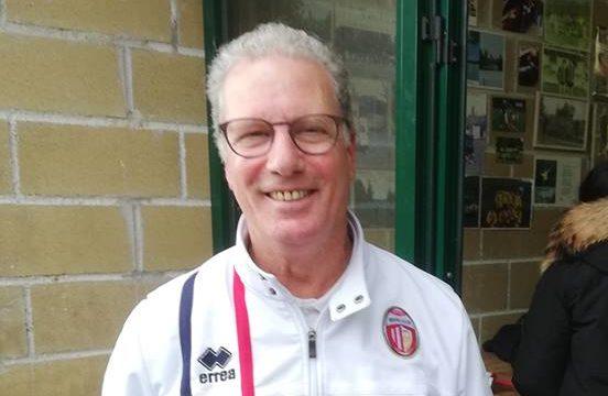 L'allenatore dell'Ortana Gaetano Petrarca