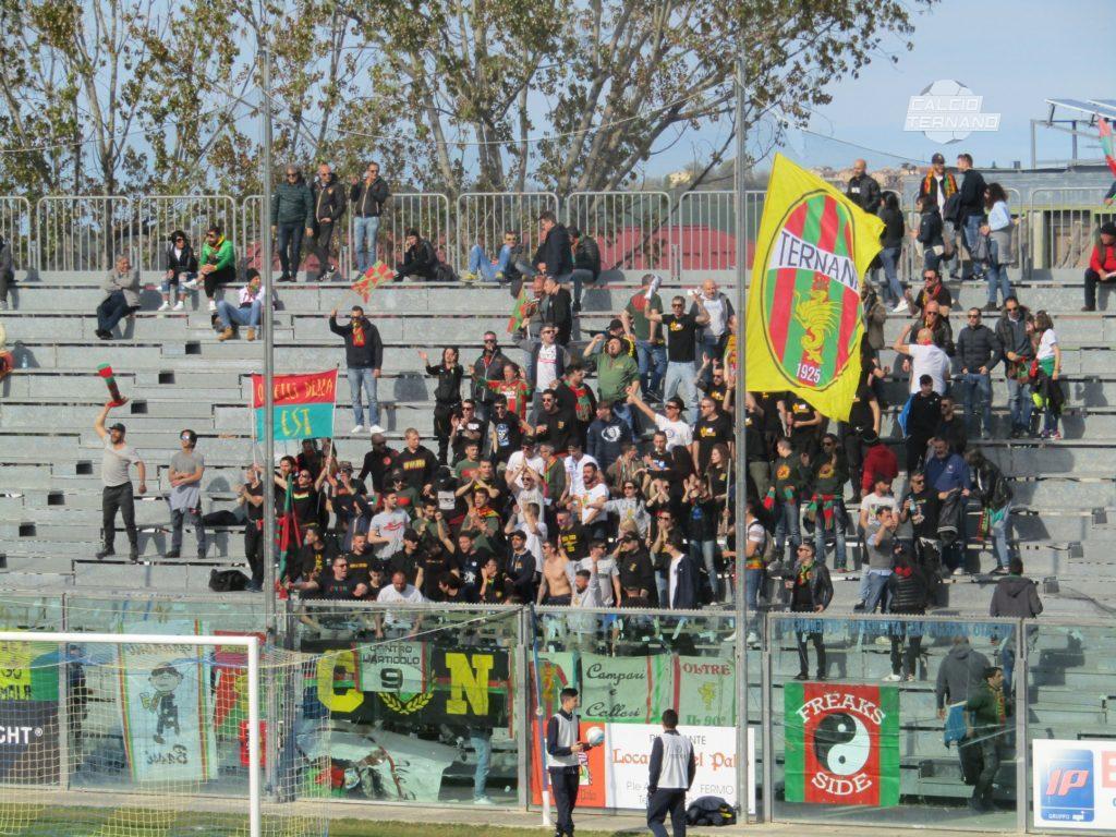 Lega Pro Teramo-Ternana, le formazioni ufficiali
