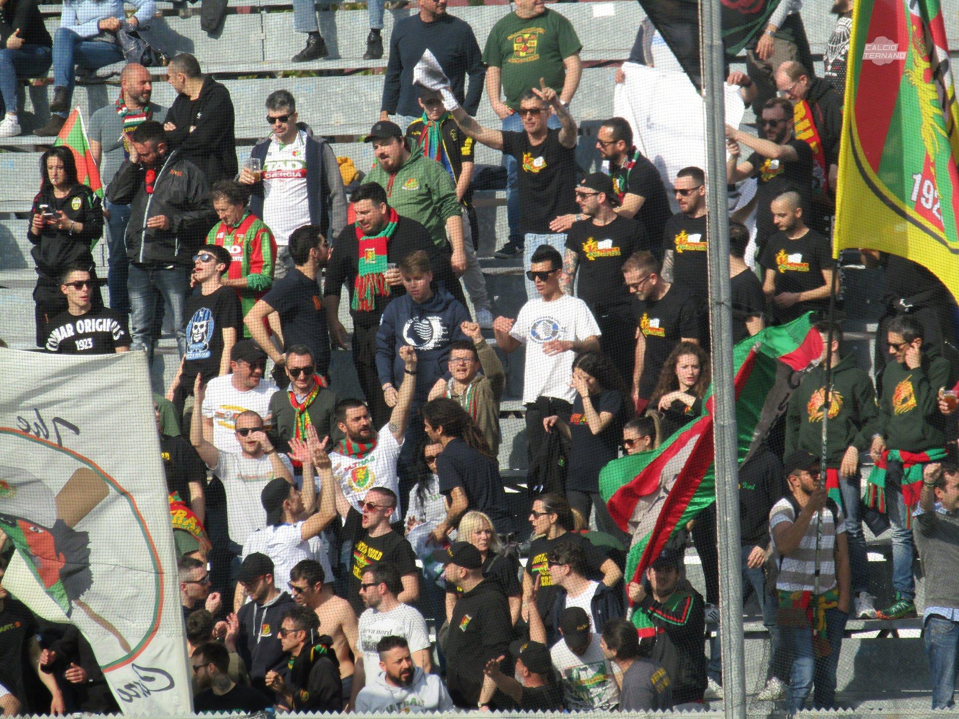 Lega Pro Teramo-Ternana, novità dalla prevendita per i tifosi rossoverdi