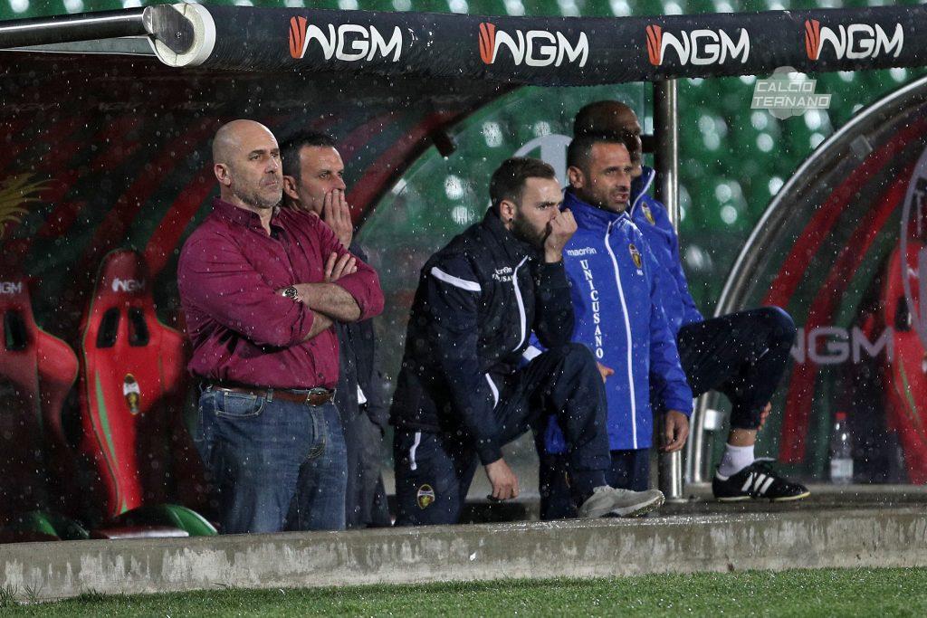 Ternana, Stefano Bandecchi e gli allenatori: altro 'all-in' per il presidente