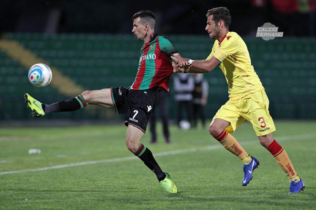 Lega Pro Ternana-Ravenna, Federico Furlan 'Ci siamo tolti un peso insopportabile'