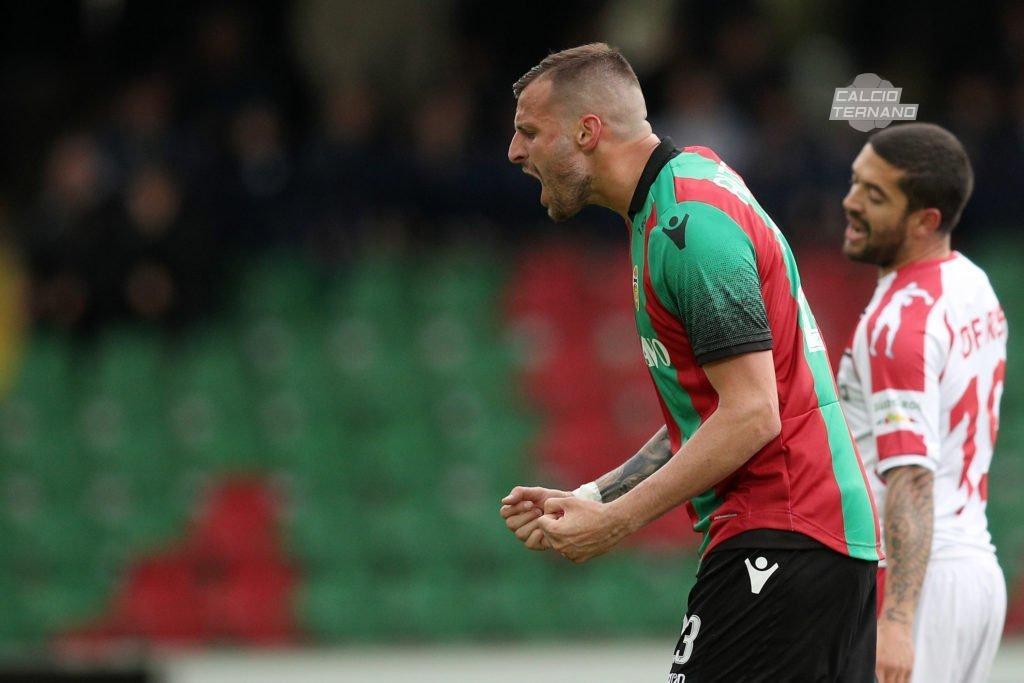 Lega Pro Ternana-Sud Tirol, Daniele Altobelli 'Dobbiamo fare di più'