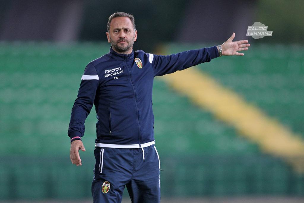 Lega Pro Teramo-Ternana, Fabio Gallo'Come se avessi preso la squadra a luglio'