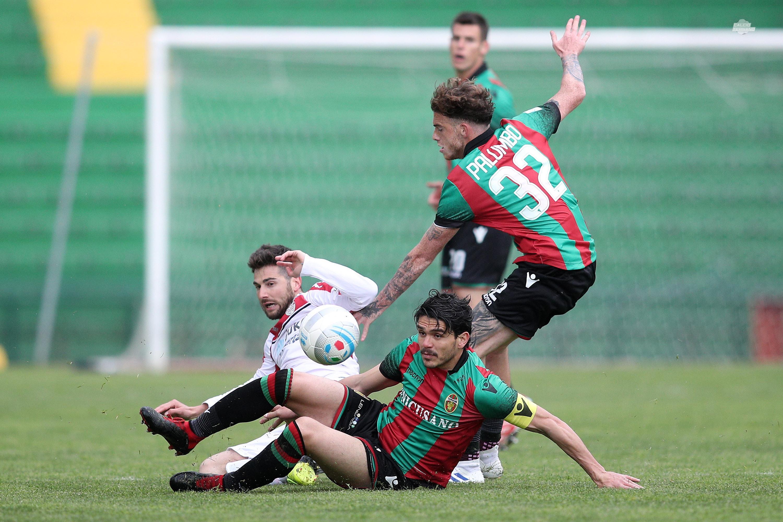 Lega Pro Giana Erminio-Ternana, novità di formazione per i rossoverdi