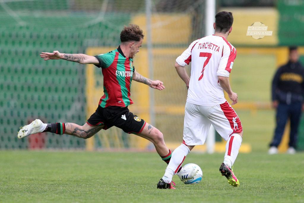 Calciomercato Ternana, Daniele Casiraghi si accasa al Sudtirol