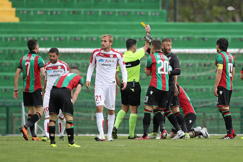 Lega Pro Ternana-Sud Tirol, focus sulle decisioni della terna arbitrale