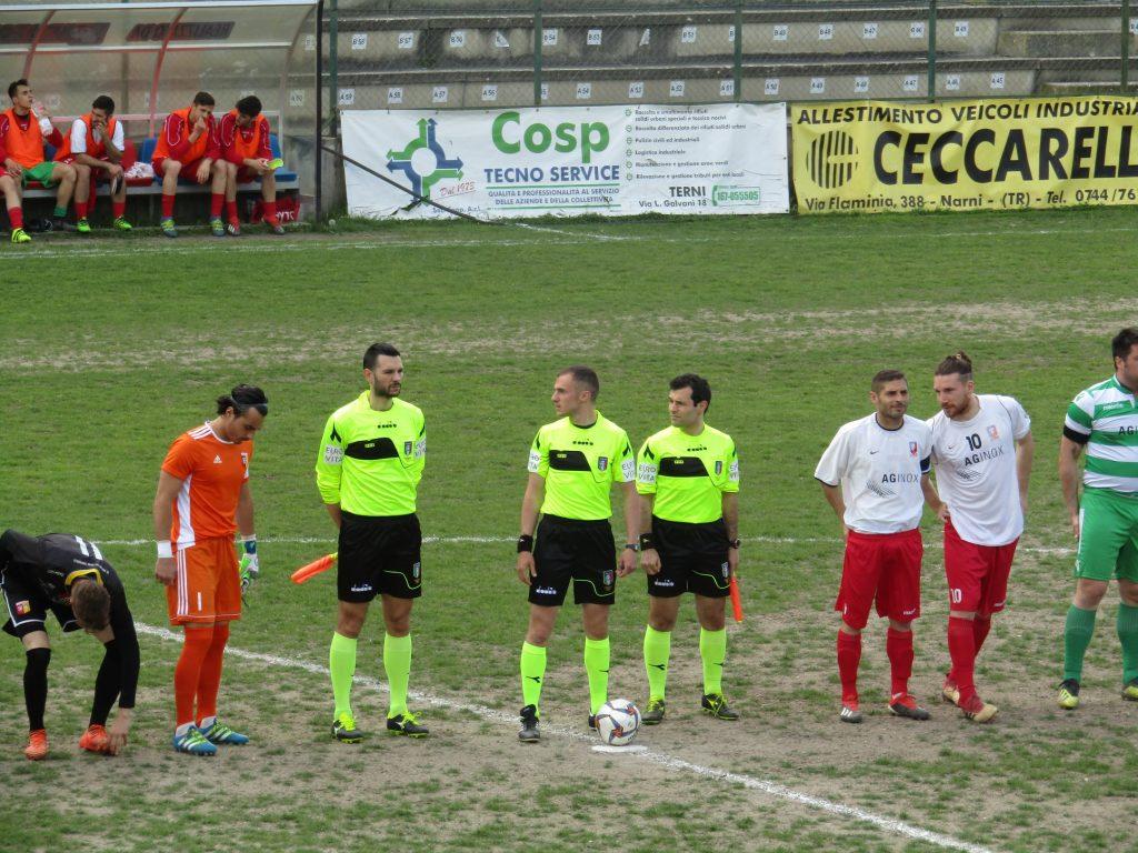 Eccellenza, variazioni per Narnese e Orvietana: seconda giornata di Coppa