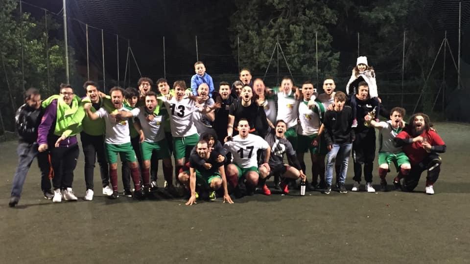 San Giovenale, i narnesi vincono i play off e vanno in Serie C1