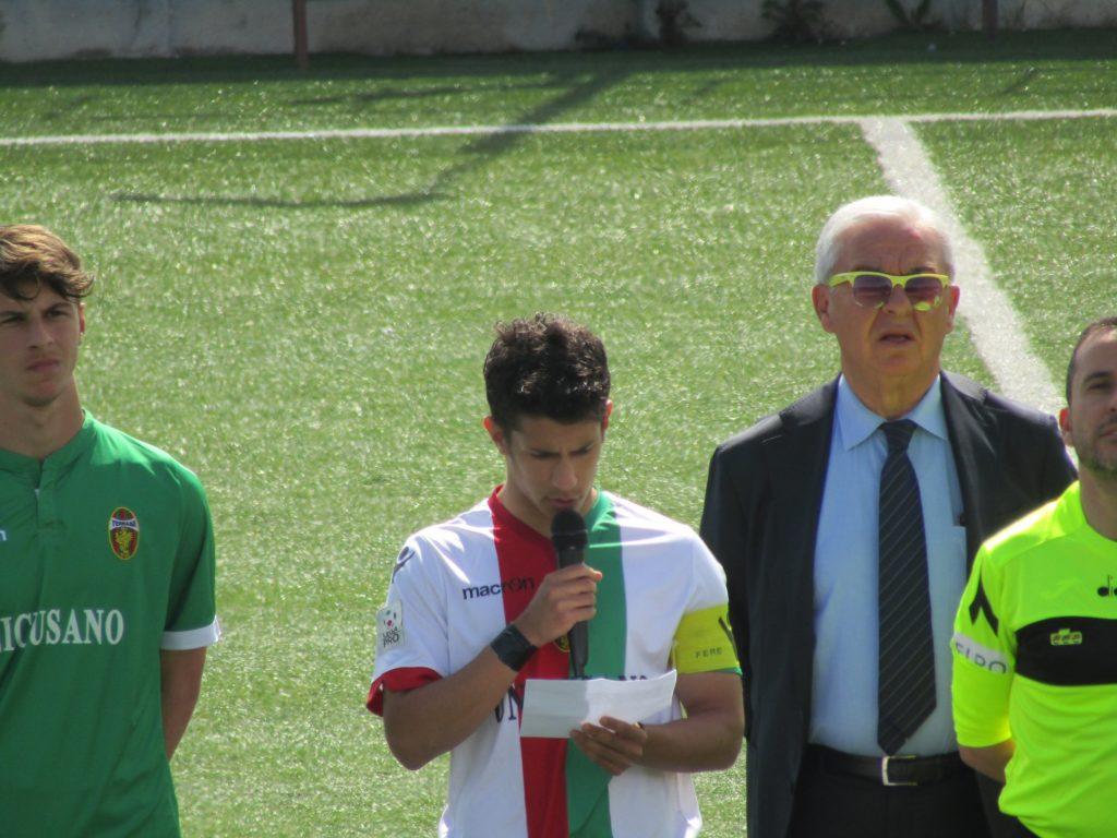 Ternana, Matteo Filipponi giovane capitano dentro e fuori dal campo