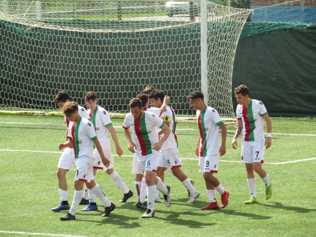 Siracusa-Ternana Berretti 2-2, pareggio rossoverde all'ultimo minuto