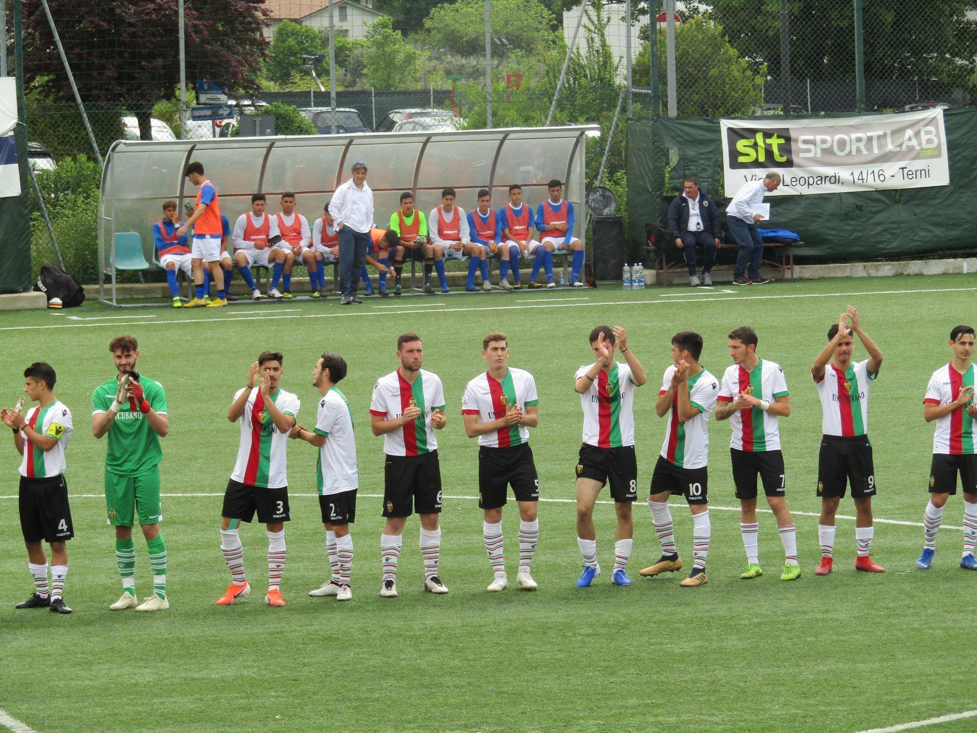 Ternana-Siracusa Berretti 3-1, le foto gallery della partita