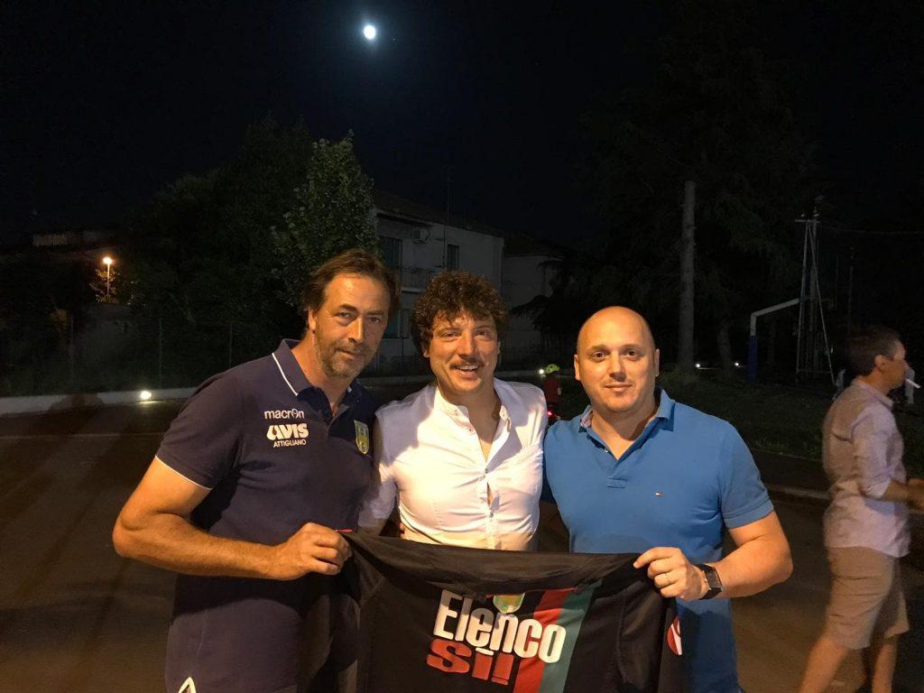 Nuova Attiglianese, Daniele Mancini è uscito dalla rianimazione