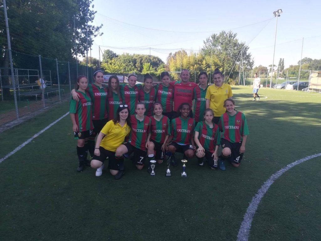 ternana-femminile calcio a 11