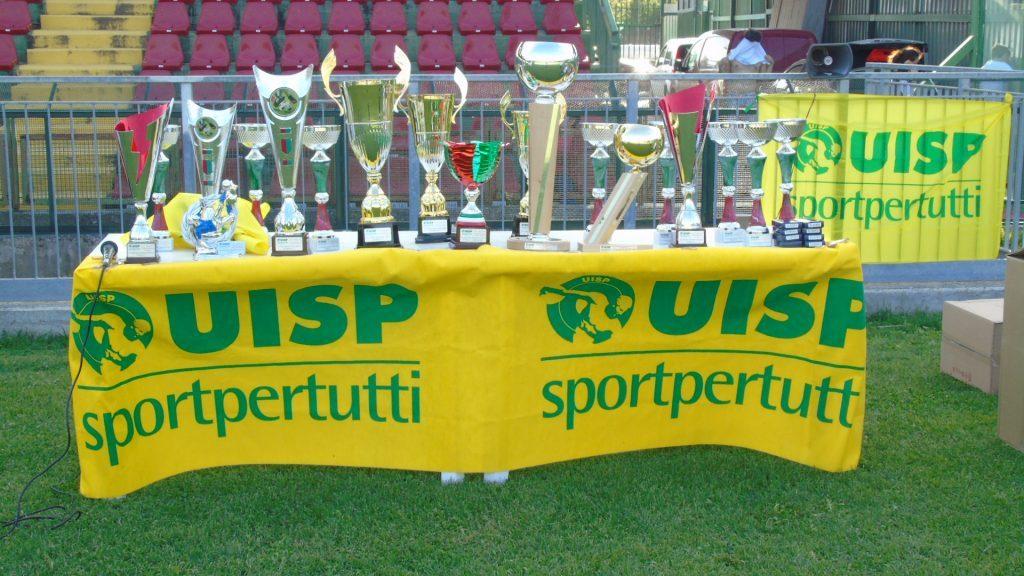 Premiazioni Uisp