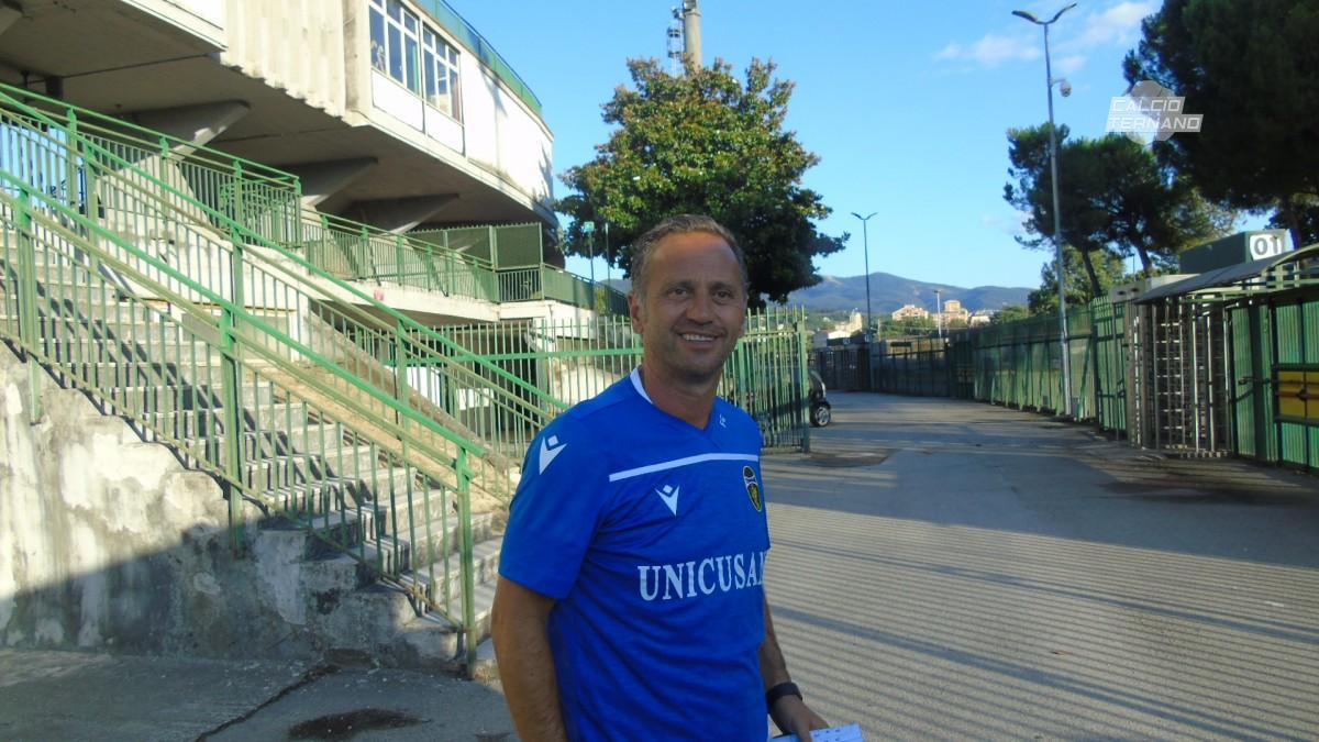 Ternana, una grande sfida per Fabio Gallo ed i rossoverdi