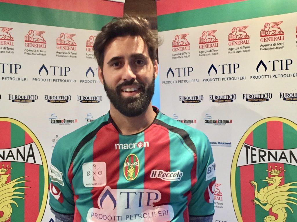 Futsal Ternana ufficiale, arriva Daniele Paolucci in rossoverde