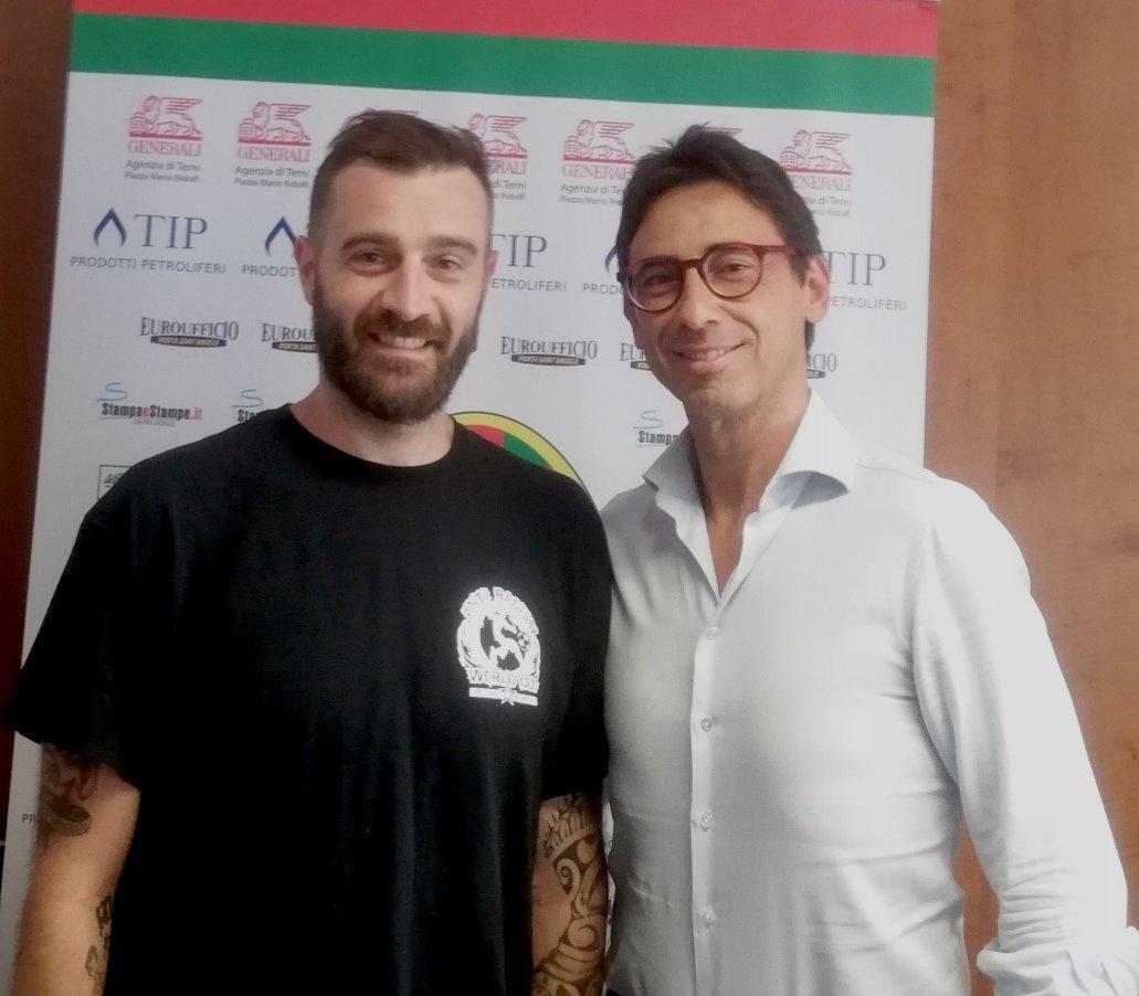 futsal ternana Simone Manetti e Luca Palombi