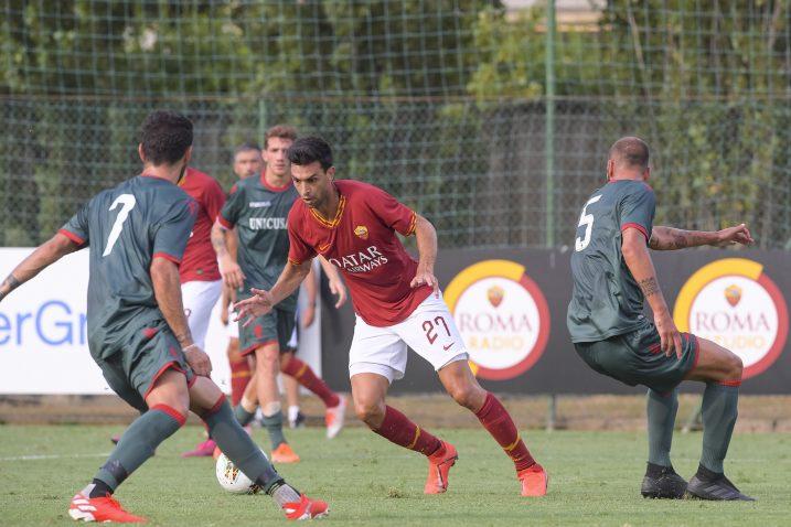 Rieti-Ternana, Emanuele Suagher salta il match