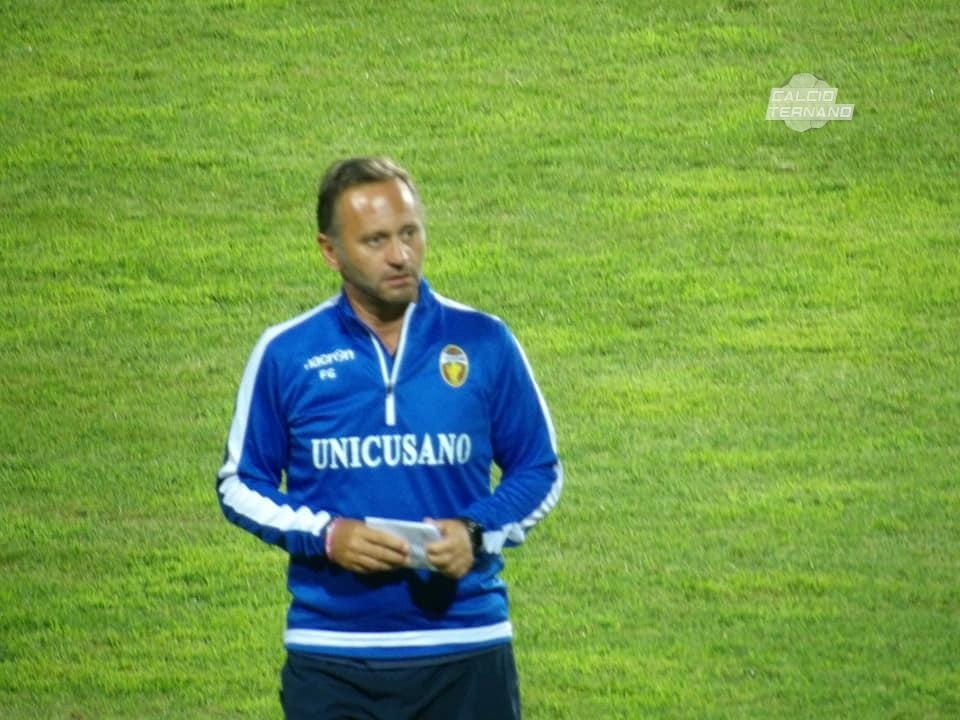 Ternana, le scelte di Fabio Gallo per la gara odierna