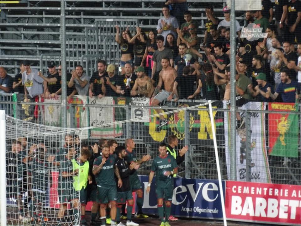 Ternana-Olbia, le probabili formazioni del match di Coppa Italia