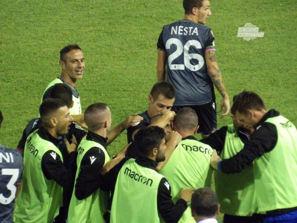 lega pro girone c rieti ternana gol marilungo