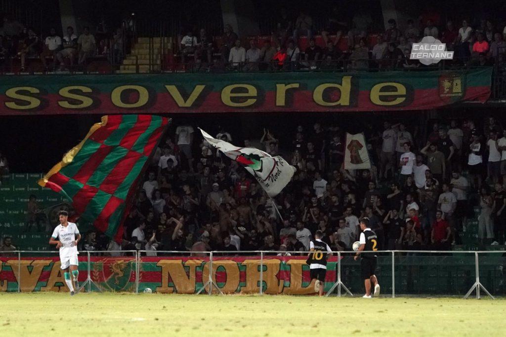 Rieti-Ternana, inizia la prevendita per la Coppa Italia