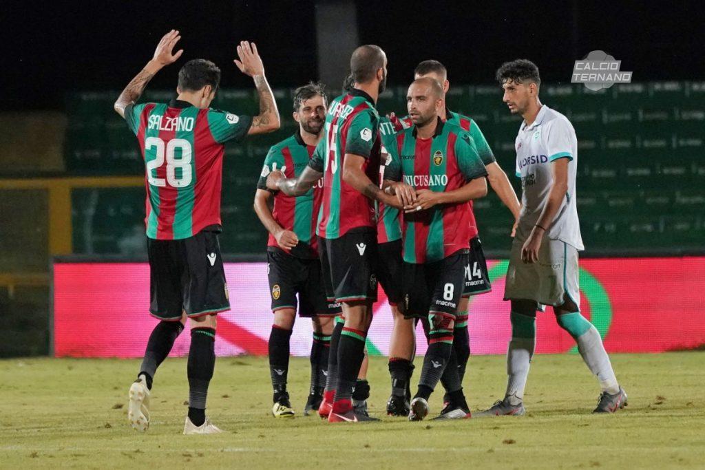 Ternana, le coppie offensive più forti della Lega Pro girone C